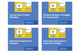 Child Brain Injury E-Leaning Siobhan McSweeney Case Management